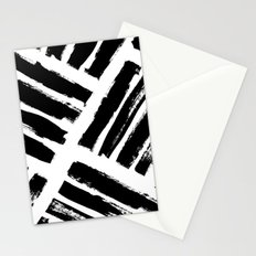 Abstract Monochrome 02 Stationery Cards