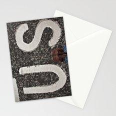 B-US-ES Stationery Cards