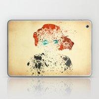 Natalia Laptop & iPad Skin