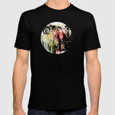 Frank SMALL Mens Fitted Tee Black