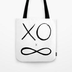 XO times Infinity Tote Bag