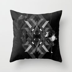 Geometrica - Redux Throw Pillow