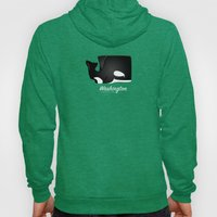 The Washington Whale Hoody