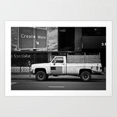 Create More Art Print