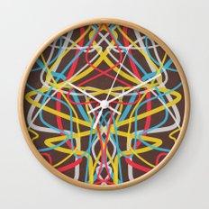 Popouoi Knox Wall Clock