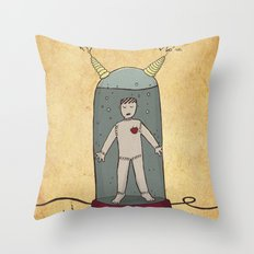 Frankiee Throw Pillow