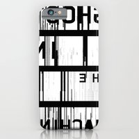 Ghost in the Machine (Inverted) iPhone 6 Slim Case