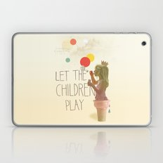 Let the children play Laptop & iPad Skin