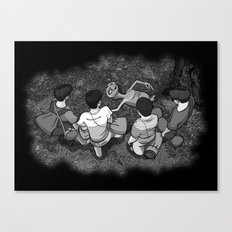 Stand By E.T. - The Other Body Canvas Print