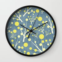 Classical Spring 2 Wall Clock