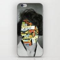 Gala Mit Gipskopf iPhone & iPod Skin