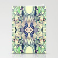 Kaleidoscope II Stationery Cards