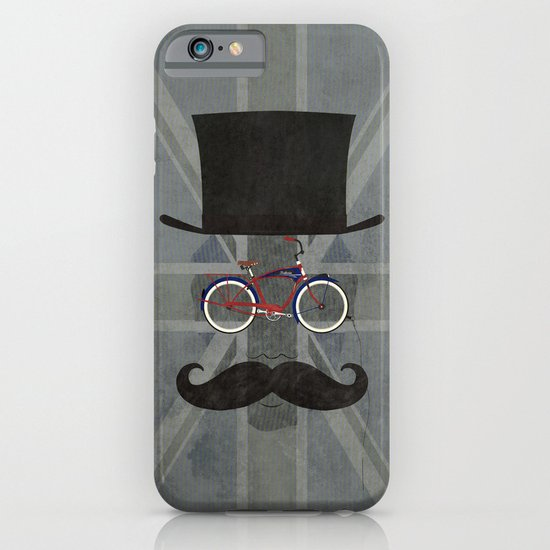 Bicycle Head iPhone & iPod Case