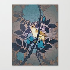 Ishq Canvas Print