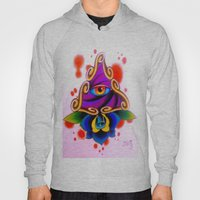 Clarity Pends on Angle of Vision Hoody