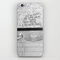 Così Ho Pensato Che Tut… iPhone & iPod Skin
