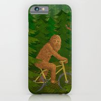 iPhone & iPod Case featuring Wild Ride by Santiago Uceda