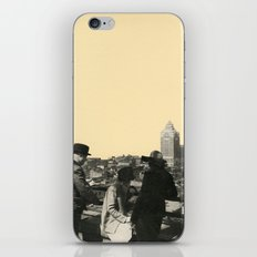 Views Across Vancouver iPhone & iPod Skin