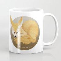 Fennec Fox Mug