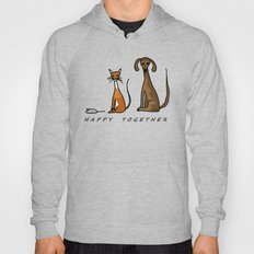 Happy Together - Domestic Hoody