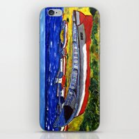 Flota de Coquimbo iPhone & iPod Skin
