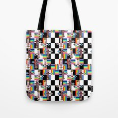 Jesus is The New Pattern Tote Bag