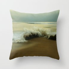 The Sea of Life Throw Pillow