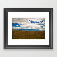 Wyoming Framed Art Print