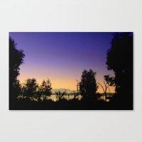Lake Fyans - Australia Canvas Print