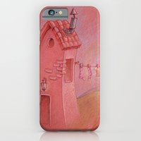 Houses In The Sunset iPhone 6 Slim Case