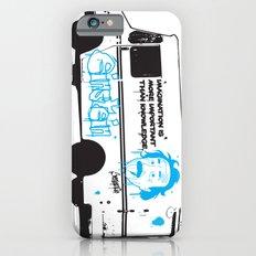 Albert Einstein - Streetwise Seniors iPhone 6s Slim Case