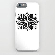 knit flake Slim Case iPhone 6s