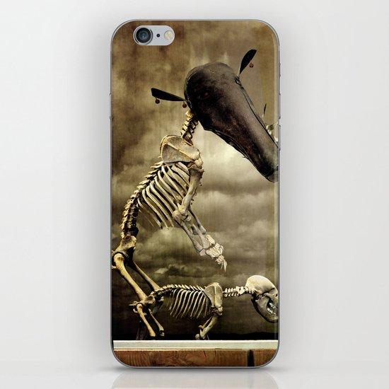 Pet Skeleton iPhone & iPod Skin