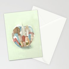 The Big Apple and I Stationery Cards