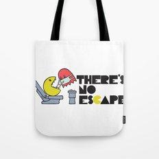there's no escape Tote Bag