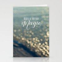 Magic #2 Stationery Cards
