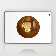 Swing (Balançoire) Laptop & iPad Skin