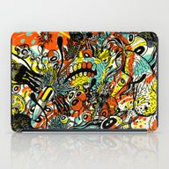 iPad Case featuring Triefloris by Zansky