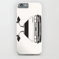 Delorean DMC 12 / Time machine / 1985 Slim Case iPhone 6s
