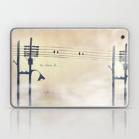 Let There Be Light... Laptop & iPad Skin