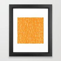 Spring Shower Framed Art Print