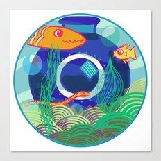 Fish Dreams Canvas Print