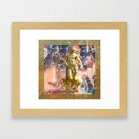 G0DS Framed Art Print