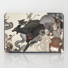 Internal Conflict iPad Case