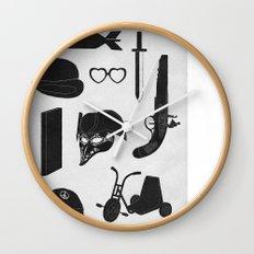 2011: A Kubrick Odyssey Wall Clock
