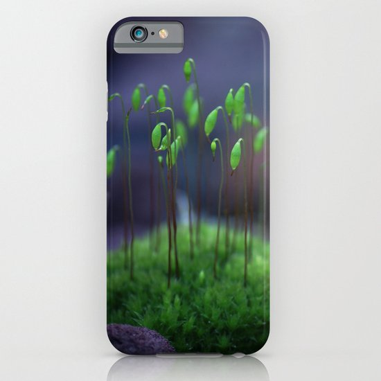 Strange Island iPhone & iPod Case