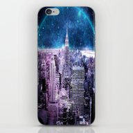 iPhone & iPod Skin featuring Another World by 2sweet4words Designs