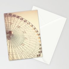 Texas Star Stationery Cards