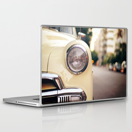 The car Laptop & iPad Skin
