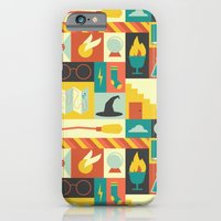 iPhone Cases featuring King's Cross - Harry Potter by Ariel Wilson